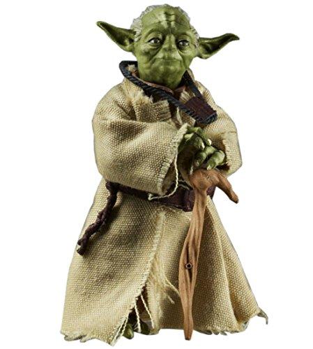 Star Wars Black Series Basic Figure Yoda in...