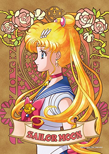 Sailor Moon Crystal Art Puzzles!