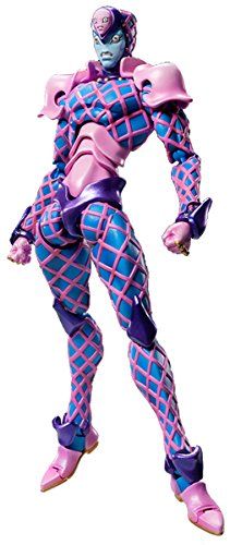 "Super Figure moveable ""JoJo's Bizarre..."
