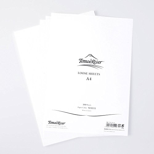 Sakae-shi-gyo Tomoeriba loose sheet 52g / m2...