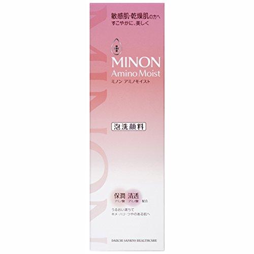 Minon Amino Moist Gentle Wash whip 150mL