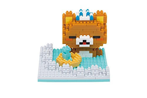 nanoblock collections, building blocks for nibble fingers!