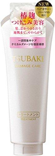 TSUBAKI Shiseido Damage Care Hair Treatment,...