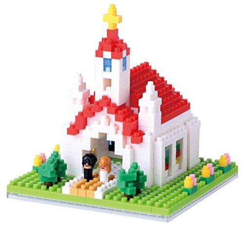 Nano-block Church NBH 087