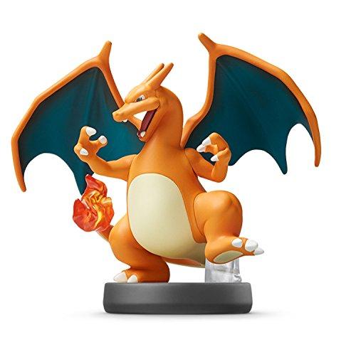 Nintendo 3DS Amiibo Charizard NFC Super Smash...