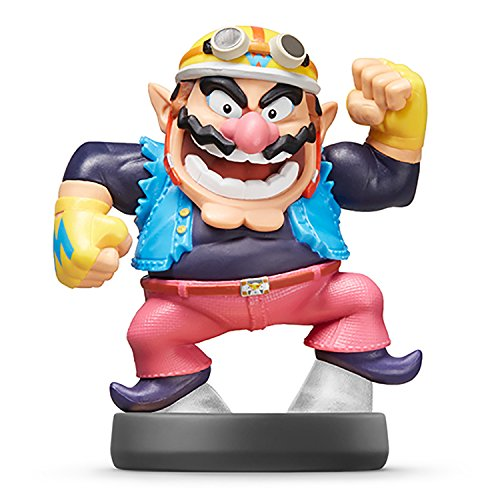 amiibo WARIO - Super Smash Bros.