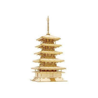 KI-GU-MI Japanese Wooden Puzzles!