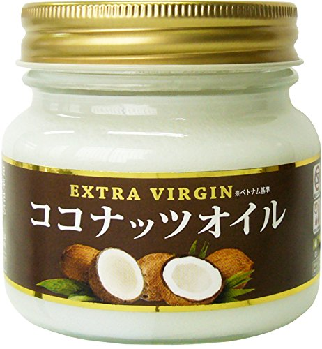 Extra virgin coconut oil 200g domestic packing...