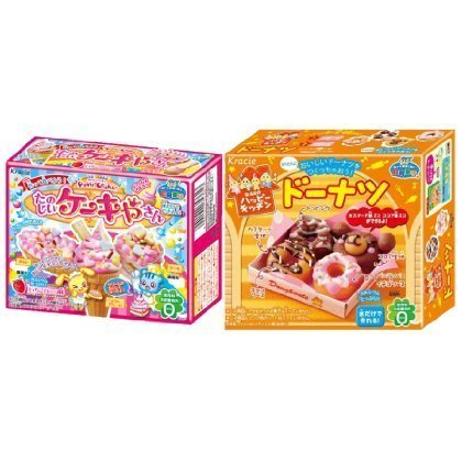 Kracie Popin' Cookin' - Ice Cream & Cake and...