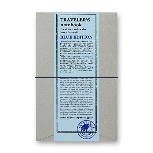 For an unforgettable journey! - Midori Traveler's Notebook a...