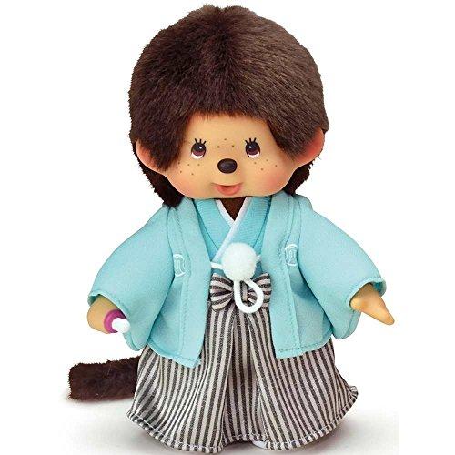 "Original Sekiguchi 8"" Tall Boy Monchhichi in..."