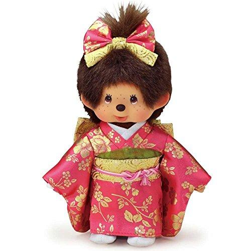 "Monchhichi Original Sekiguchi 8"" Tall Girl in..."