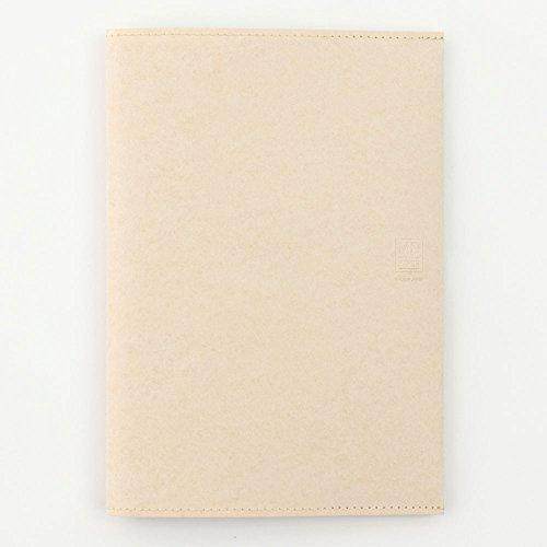 [Midori] MD series notebook jacket A5...