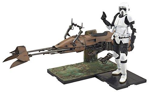 Bandai Star Wars Plastic Model Kits - Hobby at its Best!