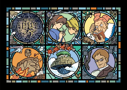The fantastic Universe of GHIBLI in Puzzle Pieces with ENSKY