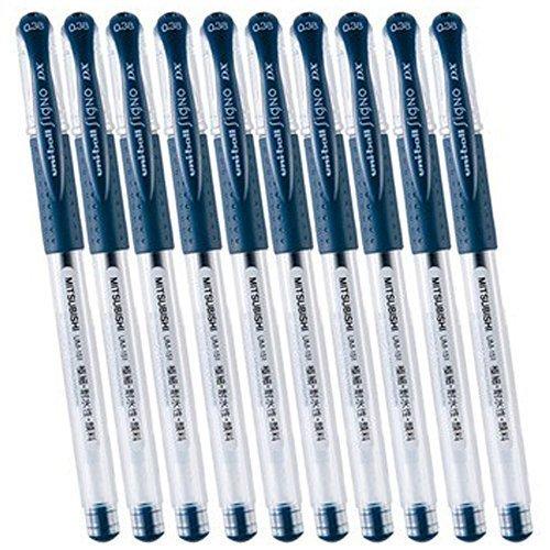 Uni-ball Signo DX UM-151 Gel Ink Pen 10...