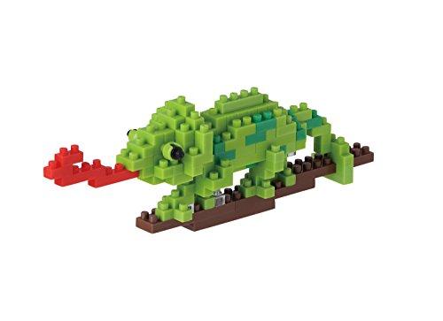 Nano Block Chameleon NBC_143