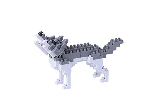 Nano Block Wolf NBC_144