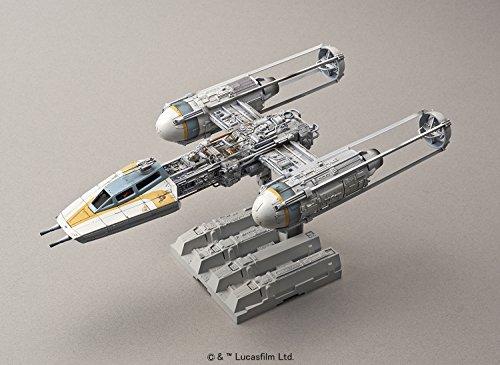 Star Wars 1/72 Y-wing Starfighter