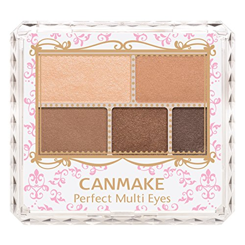 CANMAKE - Perfect Eyeshadow Series