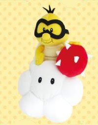 Super Mario All Star Collection -Ac28 - Lakitu...