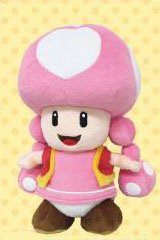 Sanei Boueki Nintendo Plush Character Goods!