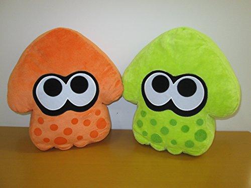 Splatoon Squid Cushions!