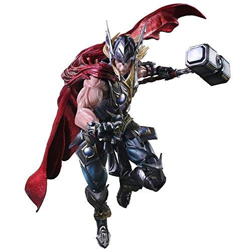 Marvel Universe Variant Play Arts Kai Figures!