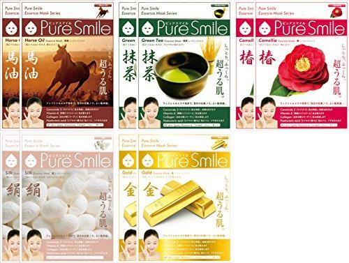Pure Smile JAPAN Pure Smile essence mask...