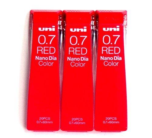 Uni Mechanical Pencil Lead Nano Dia Color...