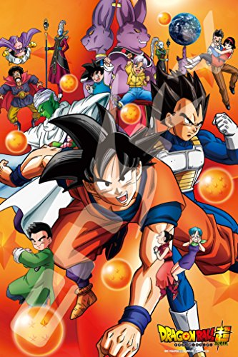 1000 Piece Jigsaw Puzzle Dragon Ball Super...