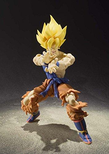 Bandai Tamashii Nations Super Saiyan Son Goku...