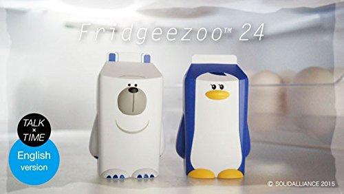 Fridgezoo 24 Fridge Pet Penguine (**English...