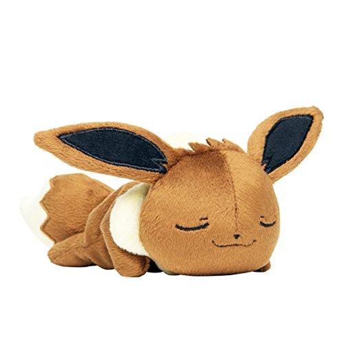 Pokemon Center Original Kuttari Stuffed Eevee Ver Good ...