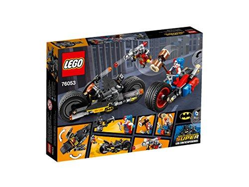 LEGO SUPER HEROES: GOTHAM CITY CYCLE CHASE