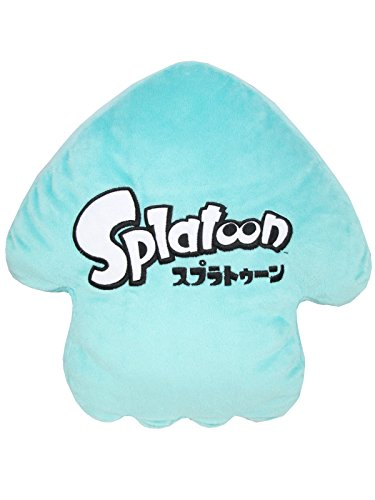 Splatoon Squid Cushions!