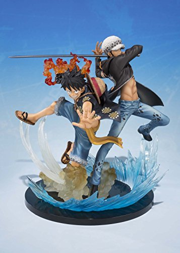 Bandai Tamashii Nations Monkey D Luffy &...