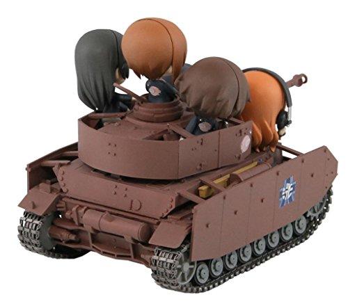 PD20 Girls und Panzer Panzer IV D-type...