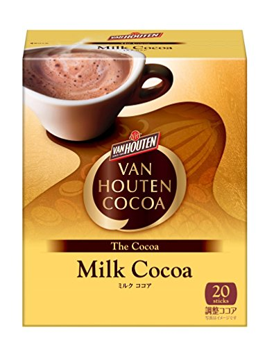 Kataokabussan Van Houten The cocoa milk cocoa 20P