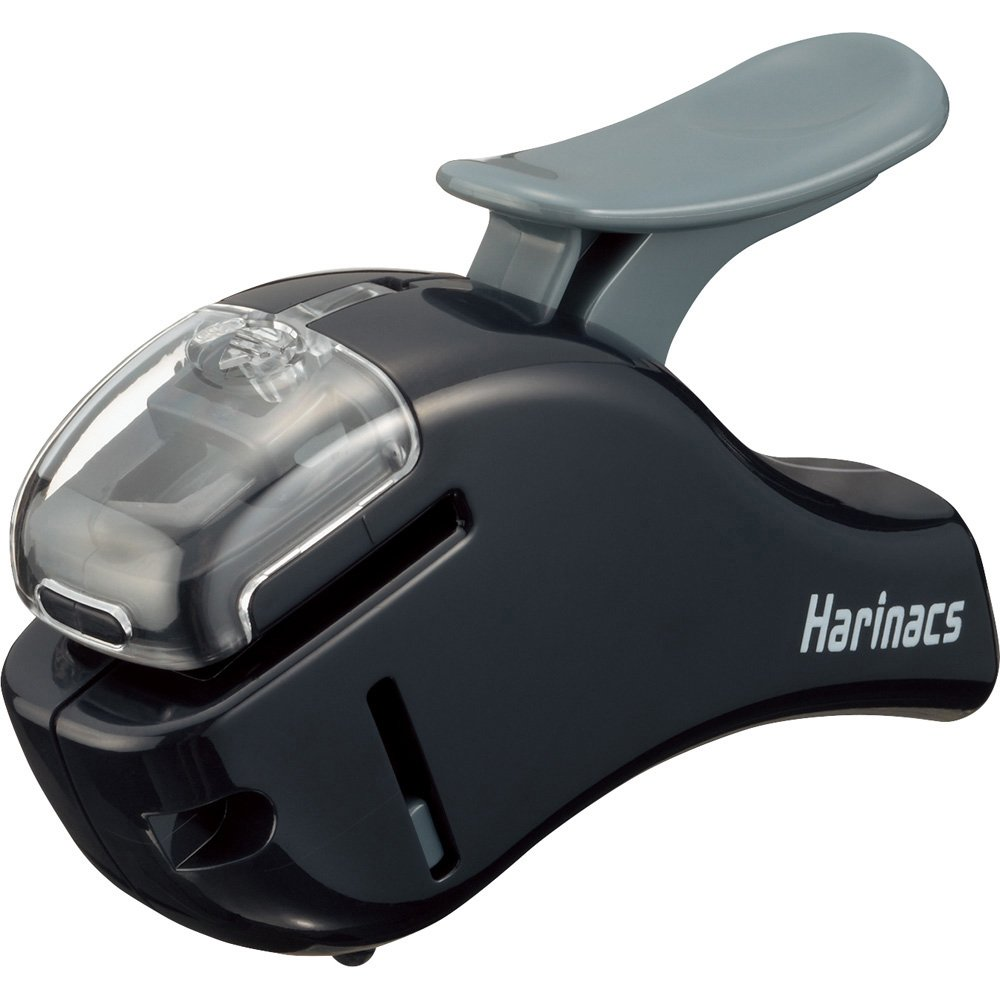 Kokuyo Stapleless Stapler Harinacs Compact...