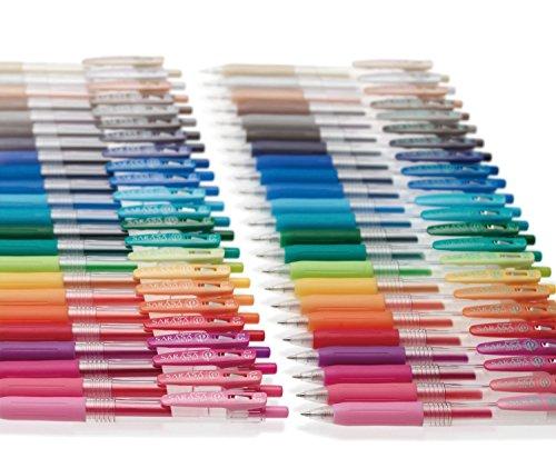 Zebra Gel Ballpoint Pen Sarasa Clip 0.5...