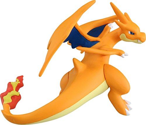 Pokemon SP_38 Mega Charizard Y dragon tail