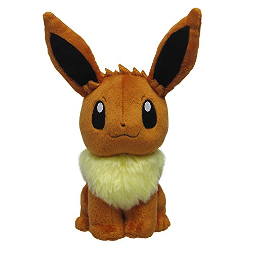 Pokemon ALL STAR COLLECTION Eevee stuffed toy...