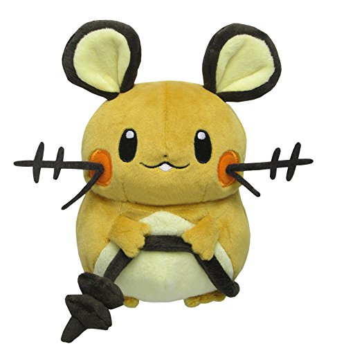 Sanei Pokemon All Star Series Dedenne Stuffed...