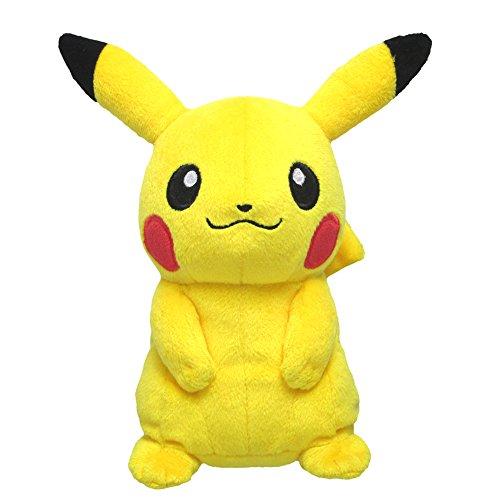 Sanei Pokemon All Star Series Pikachu Stuffed...