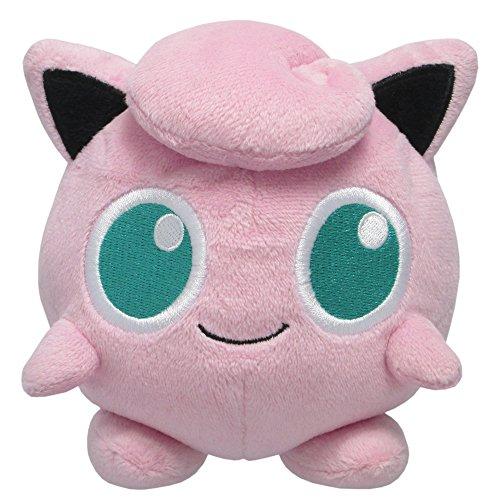 Pokemon ALL STAR COLLECTION Jigglypuff stuffed...