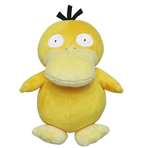 Pokemon ALL STAR COLLECTION Psyduck stuffed...