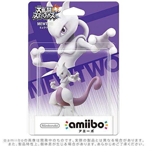 Mewtwo amiibo - Japan Import (Super Smash Bros...