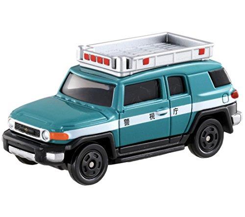 Tomica No.31 Toyota FJ Cruiser patrol car (box)