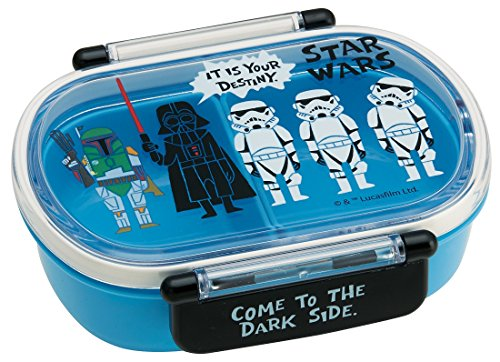 Skater tight lunch box Star Wars paper cut...